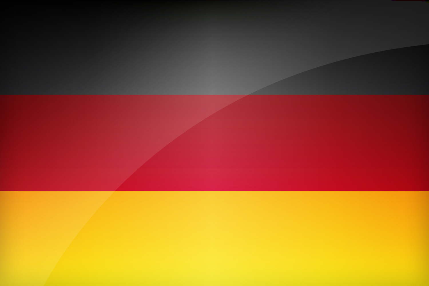 flag germany XL